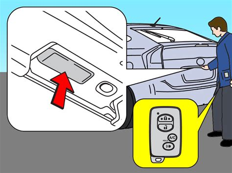 Toyota Prius Change How To Change Which Toyota Prius Hsd Doors Unlock 3 Steps
