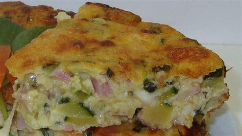 come cucinare le zucchine con il bimby tortino zucchine e speck ricette bimby