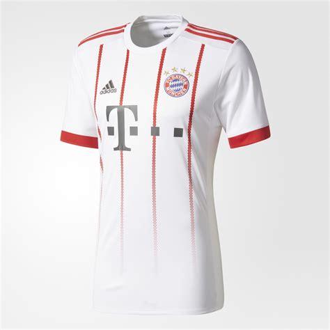 Limited Edition Jersey Bayern Munchen Away 2017 2018 Grade Ori bayern munich 17 18 adidas third kit 17 18 kits football shirt
