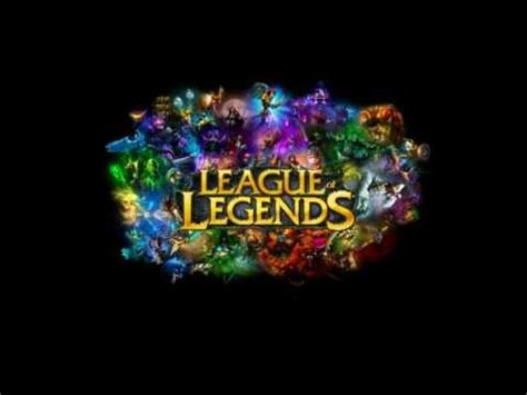 theme song chions league welcome to summoner s rift league of legends theme song