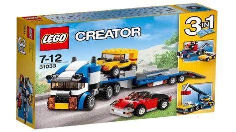 Lego Creator 31033 Vehicle Transporter lego creator 31033 vehicle transporter lego speed build