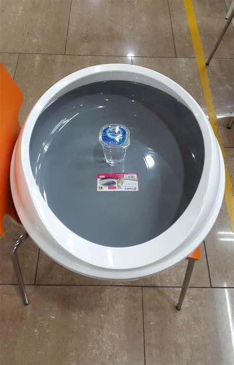Cat Toilet Kit Alat Melatih Kucing Buang Kotoran jual savic figaro cat litter toilet kucing tempat kucing buang kotoran superpet