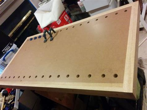 kreg bench dogs why buy it when you can make it 33 workbench time part 1 by paxorion