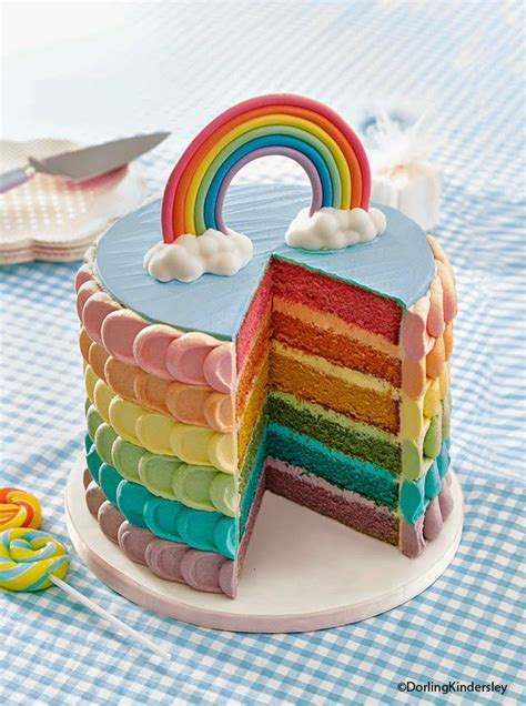 Picture Cake Ideas by 25 Best Ideas About Birthday Cakes On