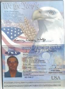webmaster passport information