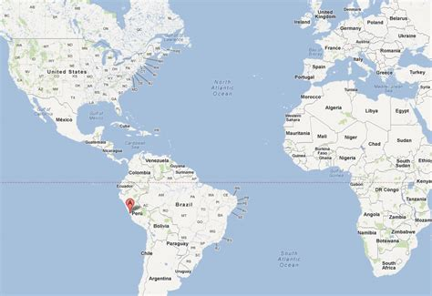 where is lima peru located on a world map lima map and lima satellite image