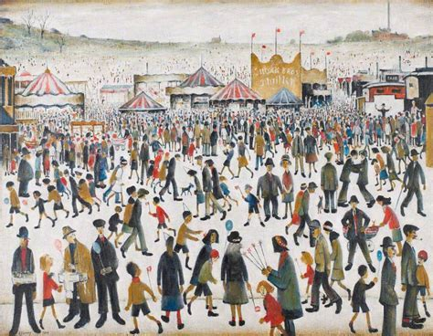 Artist Ls by Northern Voices Modern Captured By L S Lowry At Tate
