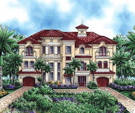 attractive mediterranean house plans #2: 1f8eee121736975022b56b4d3381da22--castle-house-plans-mediterranean-homes-plans.jpg
