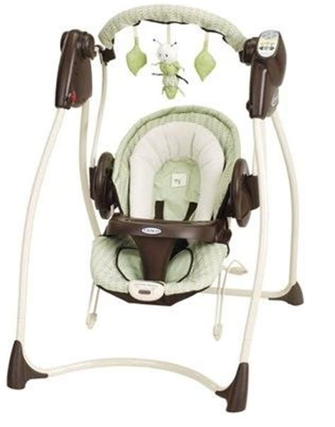 swing and bouncer in one graco duo 2 in 1 swing and bouncer sweet pea from the