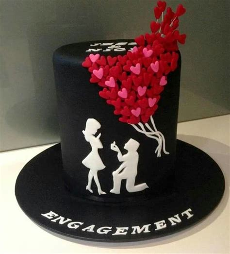 Engagement Cake Images by 62 Best Engagement Cakes Images On Anniversary