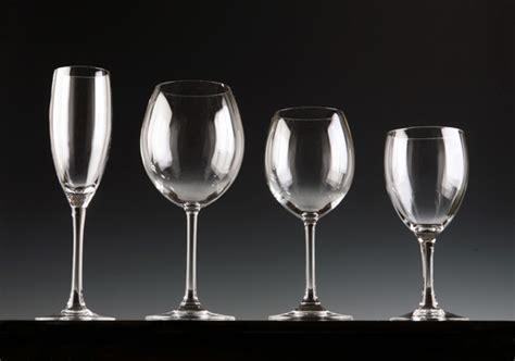 i bicchieri il bicchiere giusto