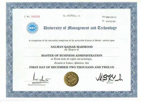Technology Management Mba Uw by Salman Qaisar Mahmood Bayt