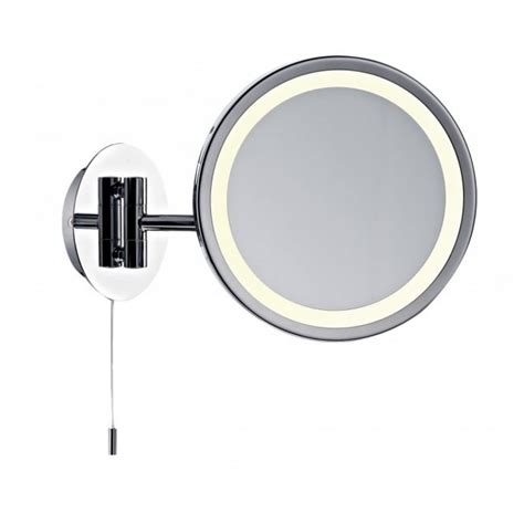 magnifying bathroom mirror with light modern illuminated bathroom mirror with pull switch