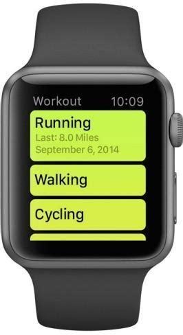 lo que el apple puede traernos al mundo fitness