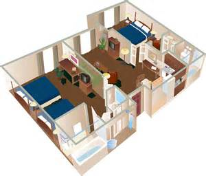 Homewood Suites 2 Bedroom Floor Plan by Staybridge Suites Extended Stayer Blog