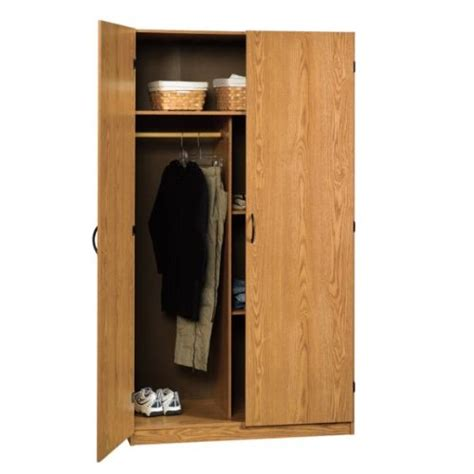 Oak Wardrobe Closet by Wardrobe Closet Oak Wardrobe Closet And Storage Organizers