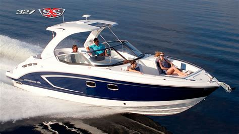 bowrider boat modifications review chaparral 327 ssx bowrider new england boating
