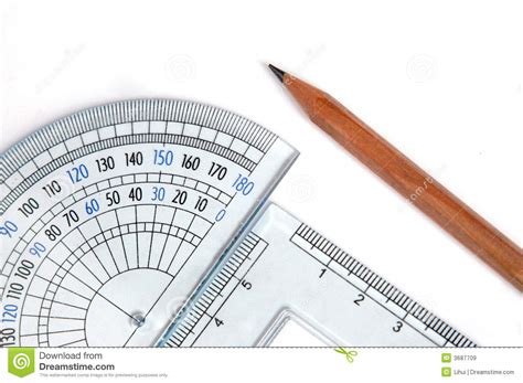 free drafting tool drafting tools stock image image of degrees architect