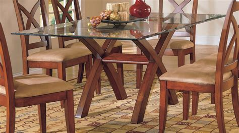 dining room tables great dining table set glass