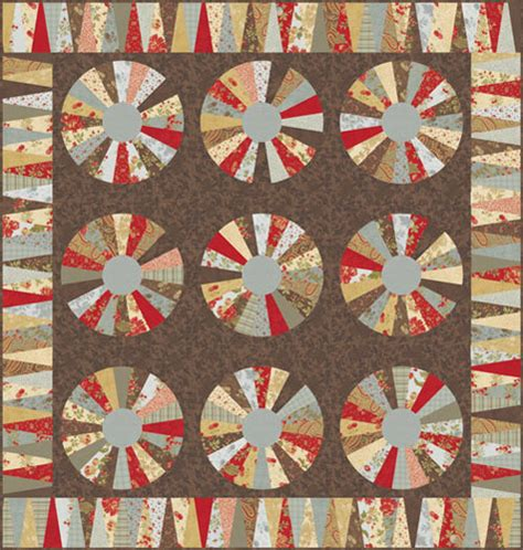 Moda Fabric Quilt Patterns by Moda Chocolat Quilt Kit Quilting Fabric Pattern 3