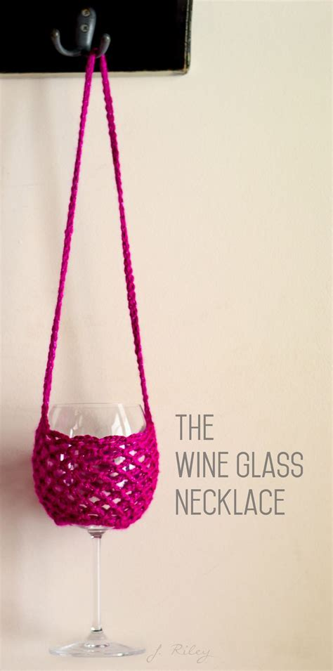 pattern for wine glass holder necklace 78 best images about crochet wine glass cosy patterns on