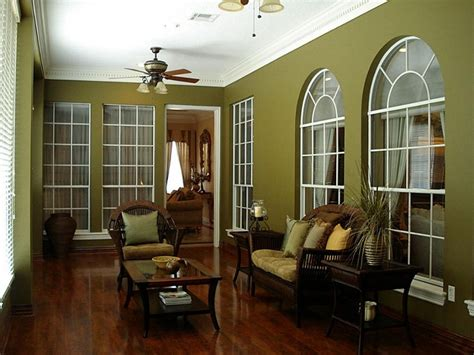 sun room paint color for the home