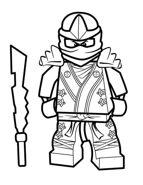 lego ninjago coloring pages of the golden ninja articles with ninjago coloring s golden ninja tag inside