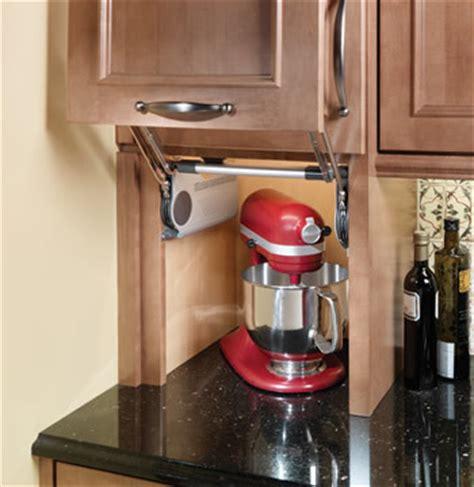 kitchen garage cabinets creative ways to hide your small kitchen appliances