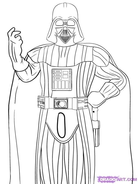 darth vader coloring book pages darth vader helmet coloring page coloring home