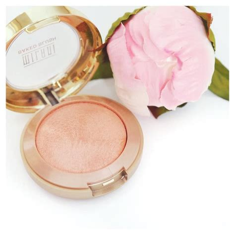 Baked Blush Luminoso milani baked blush bloganchoi