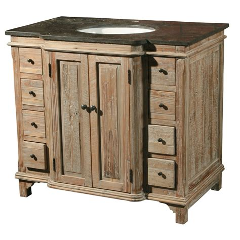 wood vanity bathroom ideas unstained mahogany wood vanity for