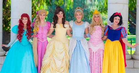 Be A Real you can to be a real disney princess in canada