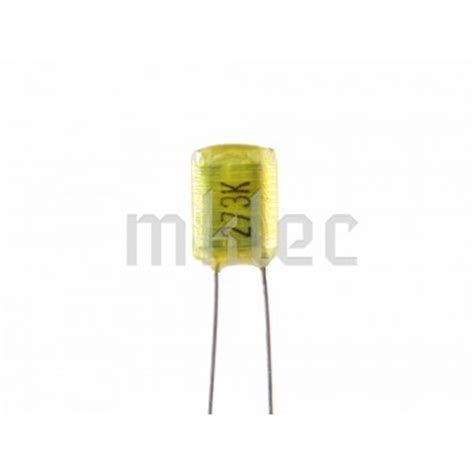 polyester capacitor price 27nf 0 027uf 50v polyester capacitor