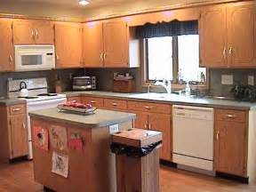 Oak Cabinets Kitchen Design Bloombety Simple Kitchen Design With Oak Cabinets Kitchen Design With Oak Cabinets
