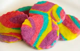 colorful cookies rainbow cookies bright colors image 18926539 fanpop