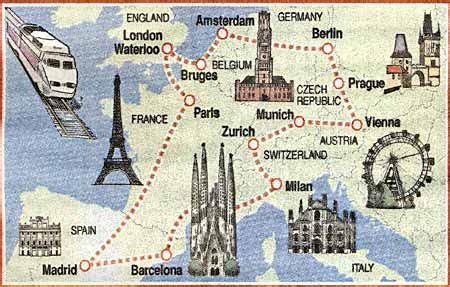europe traveling the ultimate travel guide for your trip trough europe italy spain greece portugal netherlands europe traveling spain travel greece travel portugal travel volume 1 books the rail route around europe daily mail