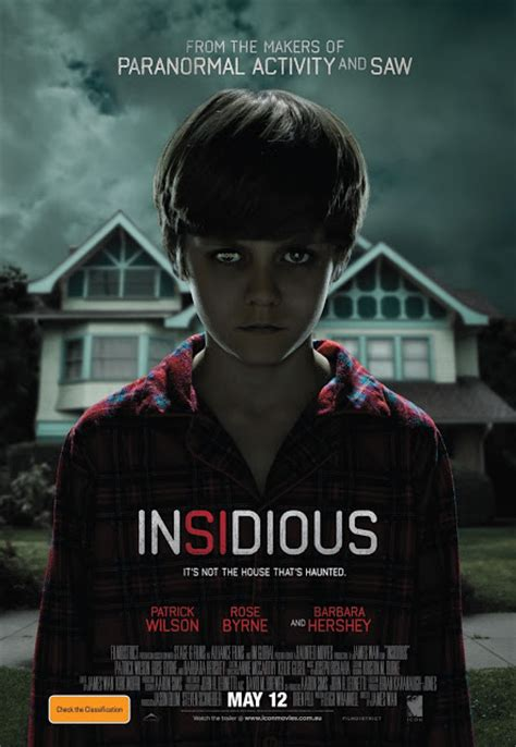 insidious movie plot analysis a2 media studies insidious film poster analysis