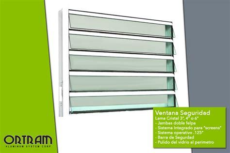 precio ventana de aluminio de seguridad ventanas de aluminio con 187 ventana seguridad aluminio