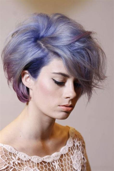 Unique Hairstyles And Colors | unique color short haircuts for women http hairstylee