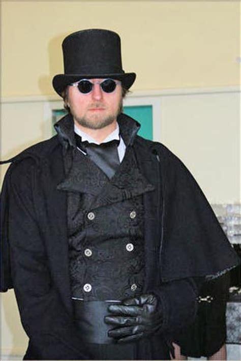 Victorian Goth goth amp steampunk victorian costume