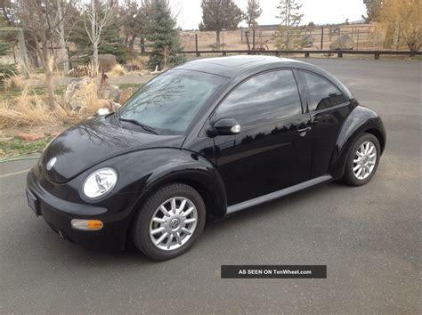 2004 Volkswagen Bug by 2004 Vw Beetle 2 0 Manual