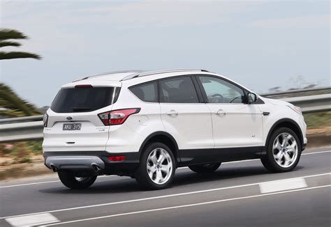 ford escape 2017 ford escape review quick drive caradvice