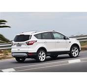 2017 Ford Escape Review Quick Drive  CarAdvice