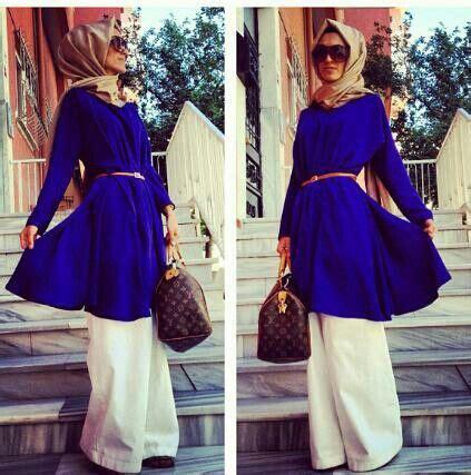 Abaya Tiara Blue Gold 1277 Best Images About Islamic Fashion On