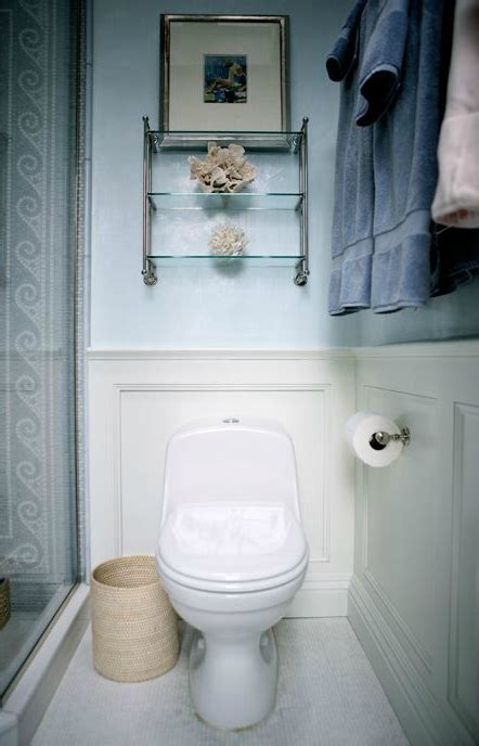 country bathroom with shelves installed above toilet decoist bathroom shelves above toilet 20 creative bathroom towel
