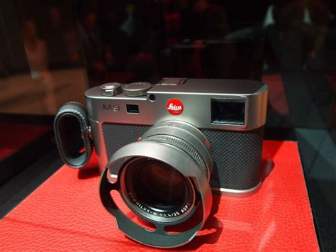 Kamera Leica M9 Titanium top 10 most expensive digital cameras