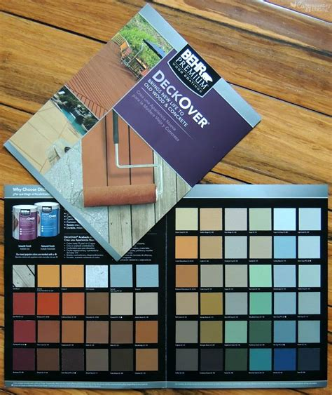 deckover colors diy deck makeover with behr premium deckover coating