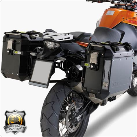 Ktm 990 Adventure Pannier Rack Givi Pl7700cam Pannier Rack For Ktm Adventure 990 Ktm