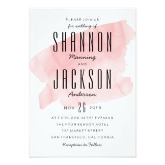Wedding Announcements Uk by Wedding Invitations Announcements Zazzle Co Uk