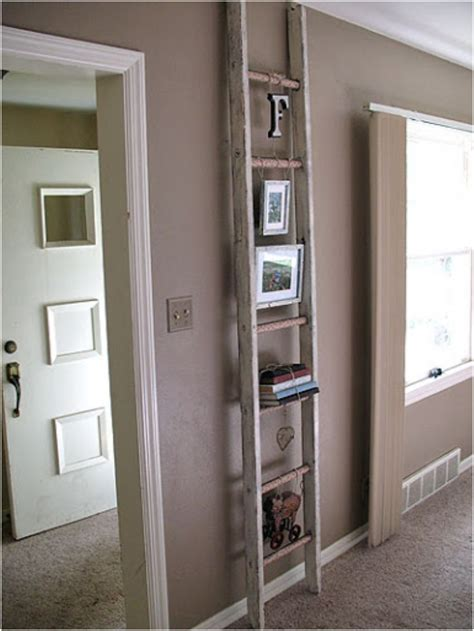 Decorative Ladder Ideas by Top 10 Repurposed Ladders Top Inspired